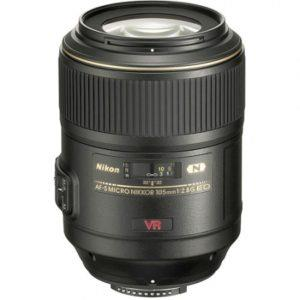 עדשה Nikon AF-S VR Micro Nikkor 105mm f/2.8G IF-ED