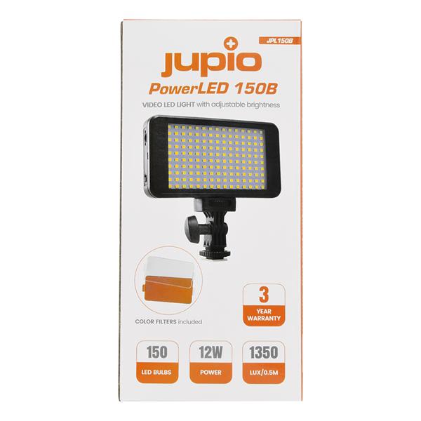 Jupio PowerLED 150 NP-F-Series